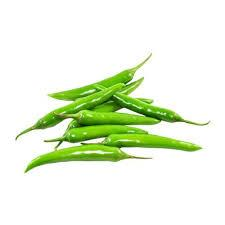 Green Chilly 250 Gm