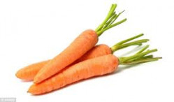 Carrot 500 gm