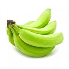 Organic Raw Banana 1kg
