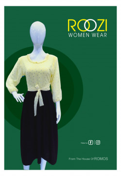 ROOZI Long Top