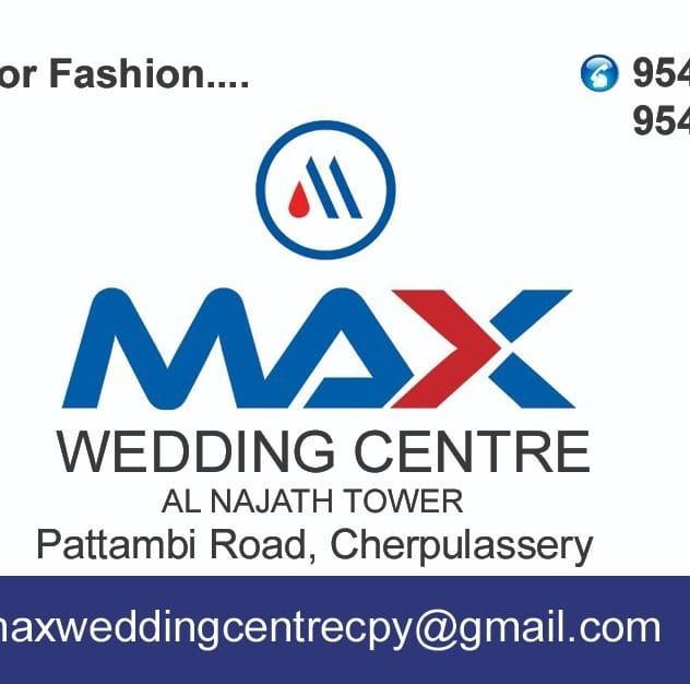 MAX WEDDING CENTRE